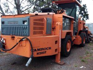 1997 Tamrock H205 D