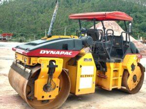 2008 Dynapac CC 322