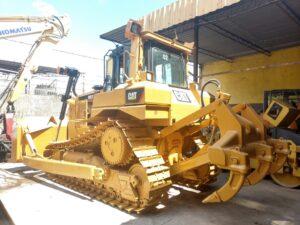 2012 CAT D6T XL
