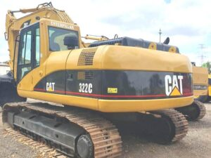 2004 Caterpillar 322CLN