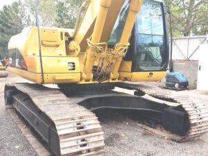 Caterpillar 322CLN 2004
