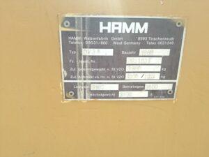 Hamm DV 3K