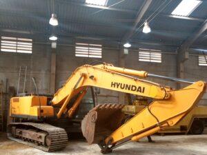 Hyundai Robex 210 LC-7